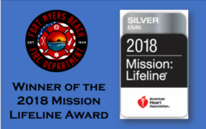Winner of the 2018 Mission Lifeline Award