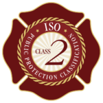 ISO Class 2 rating Icon